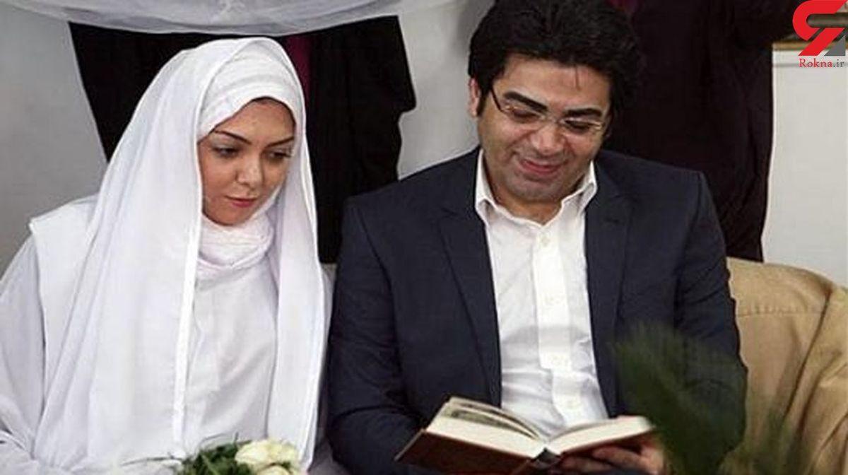 آخرین دیدار آزاده نامداری با همسر سابقش فرزاد حسنی لورفت + عکس جنجالی