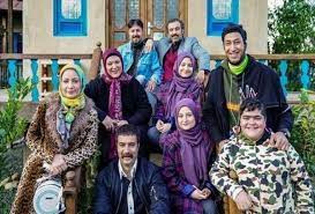 بازیگر معروف پایتخت بخاطر کارشناس تلوزیونی کشف لباس کرد + عکس