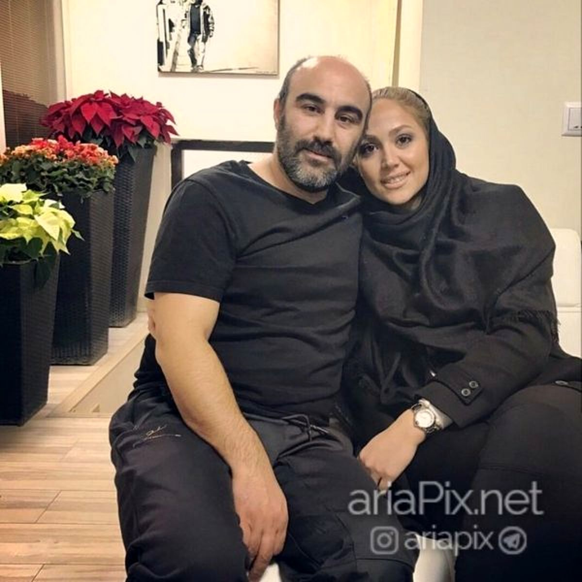 عکس های همسران جوان بازیگران سریال پایتخت + تصاویر عاشقانه